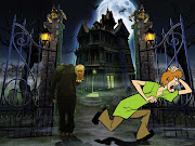 A Haunted House, Shaggy, and Me