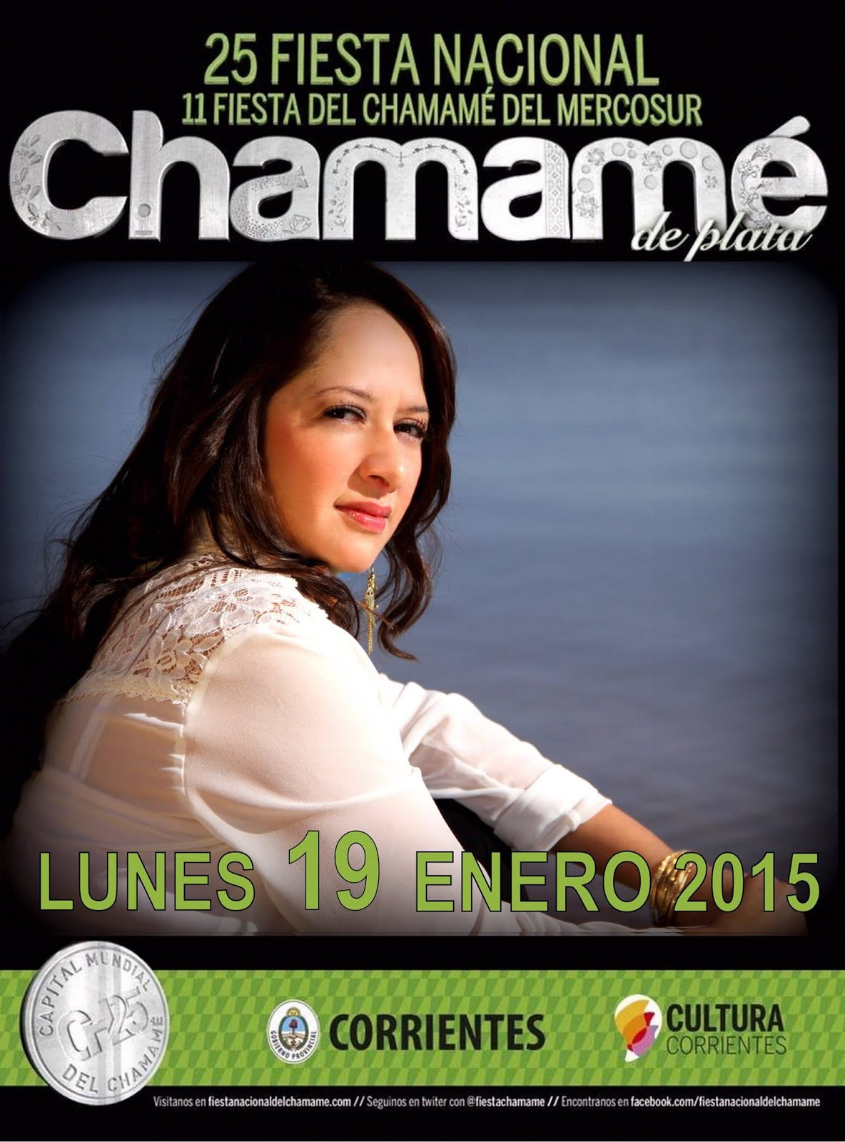 25 Fiesta Nacional del Chamame