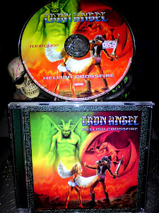 IRON ANGEL''hellish crossfire''