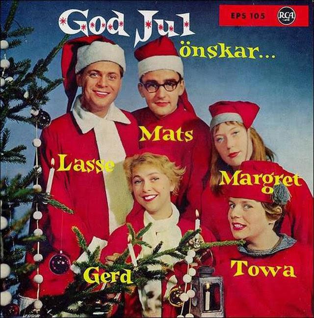 30 Downright Bizarre Christmas Album Covers - That Eric Alper