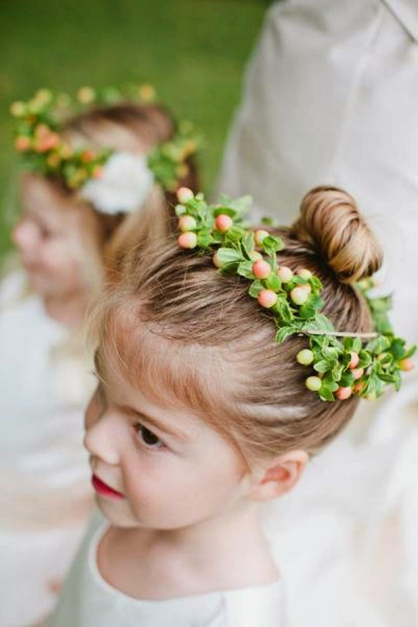 Pictures of flower girl This