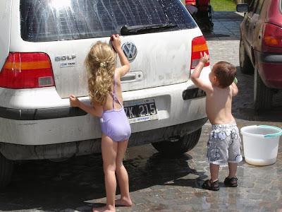 ล้างรถ เป็นกิจกรรมเหนื่อยปานกลาง MET=3