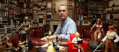 Luis Alberto de Cuenca, Premio Nacional de Poesía.