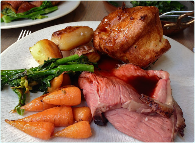 The Bells of Peover - Roast
