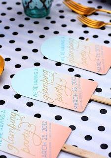 Ideas fabulosas para organizar fiestas en casa | www.mifabula.com