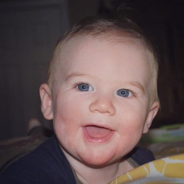 Titus born May 8, 2014