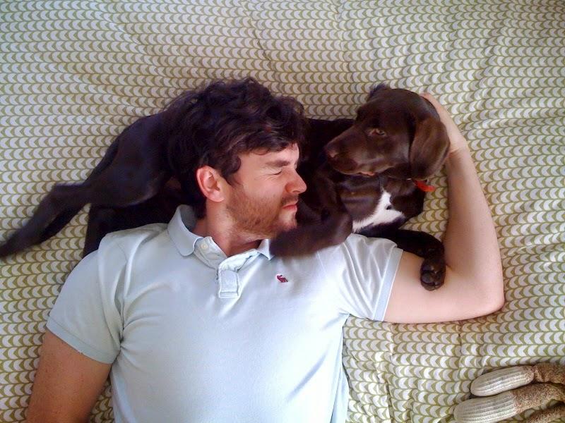 11 fotos de cachorros fofos e seus donos