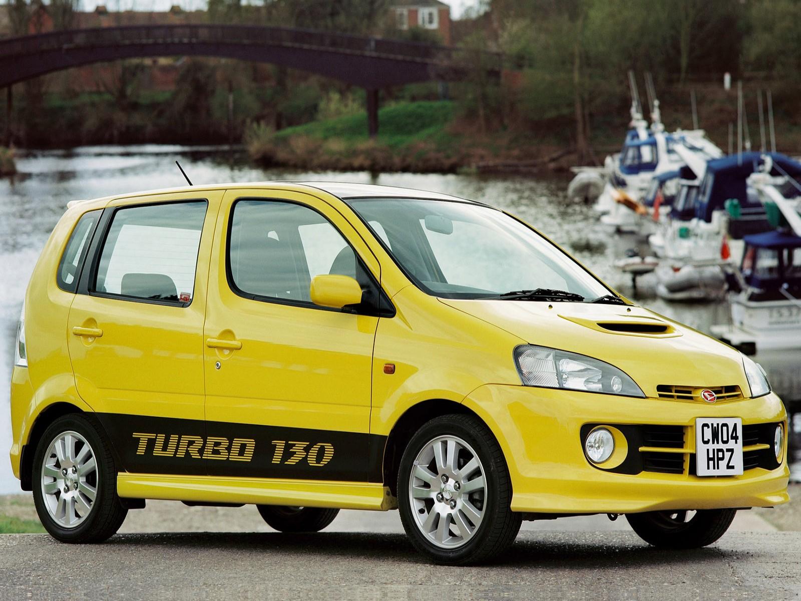 daihatsu turbo:
