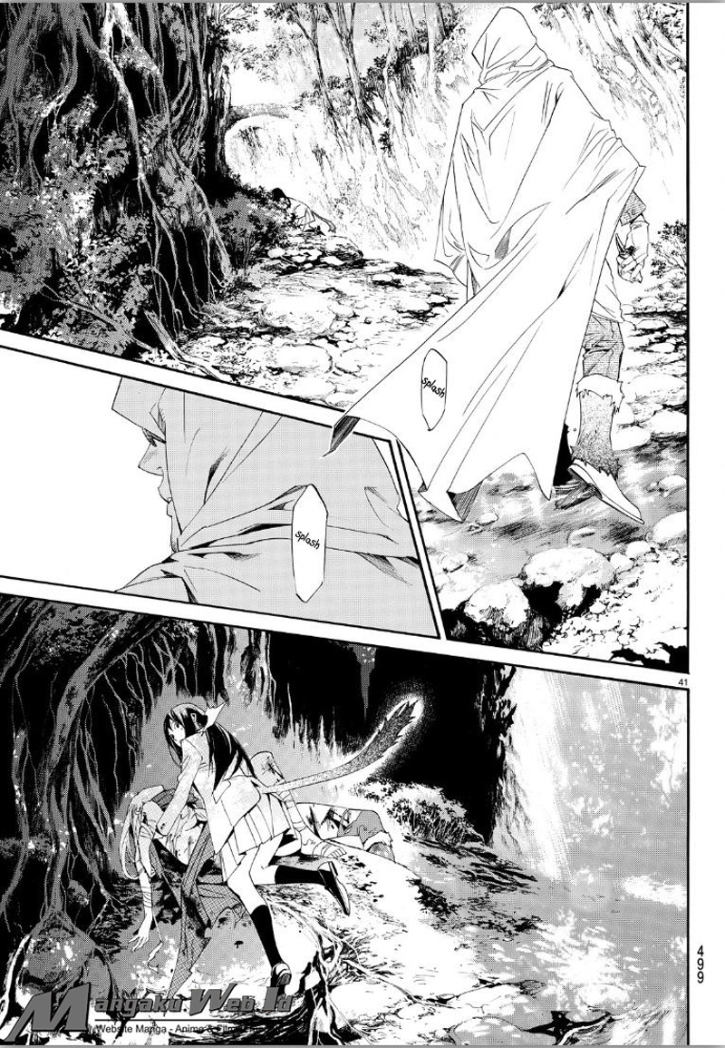 Noragami Chapter 70-38