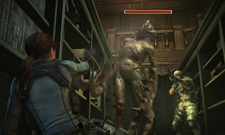 Resident Evil: Revelations Gameplay