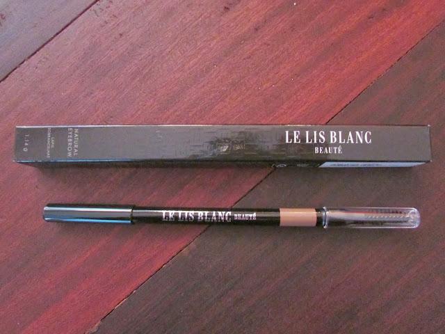 lápis, sobrancelha, Le Lis Blanc, Beauté