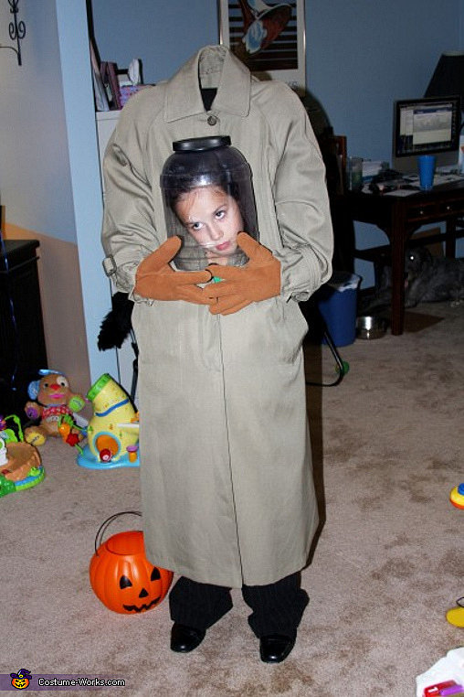 21 diy kids 39 halloween costumes from old clothes do it Homemade halloween costumes for 10 year olds