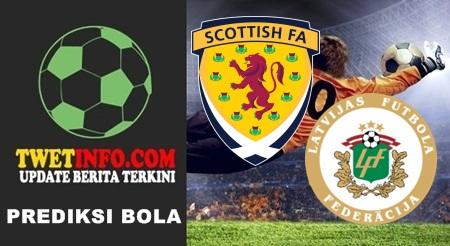 Prediksi Scotland U19 vs Latvia U19