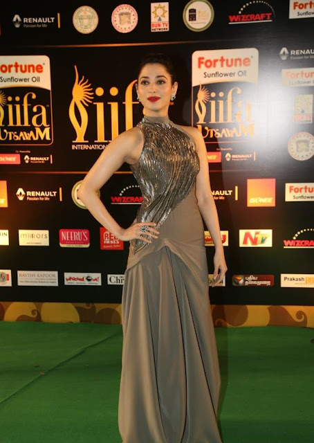 Tamanna Photos at IIFA Utsavam Awards 2016