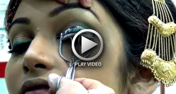 Royal South Asian Bridal Complete Makeup - Video Tutorial ...