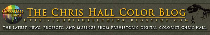 Chris Hall Color Correction Blog
