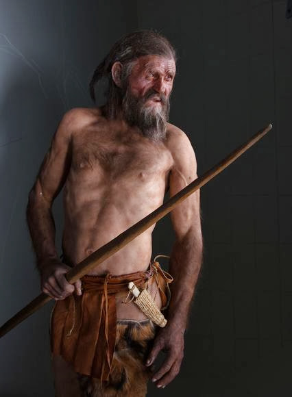ancient ice man,oldest human proof,otzi ice man national geographic