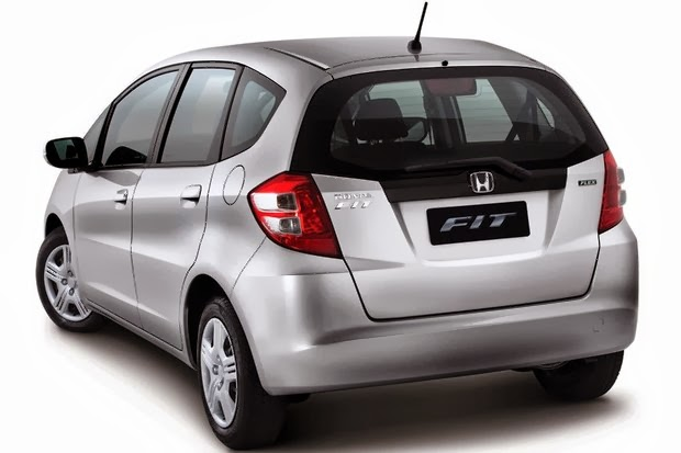 Honda Fit CX 2014