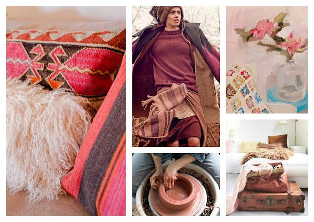 bois de rose,ciliés,dentelle,macramé,the mood,moodboard,couleurs,mode,déco,bohème,hippie chic