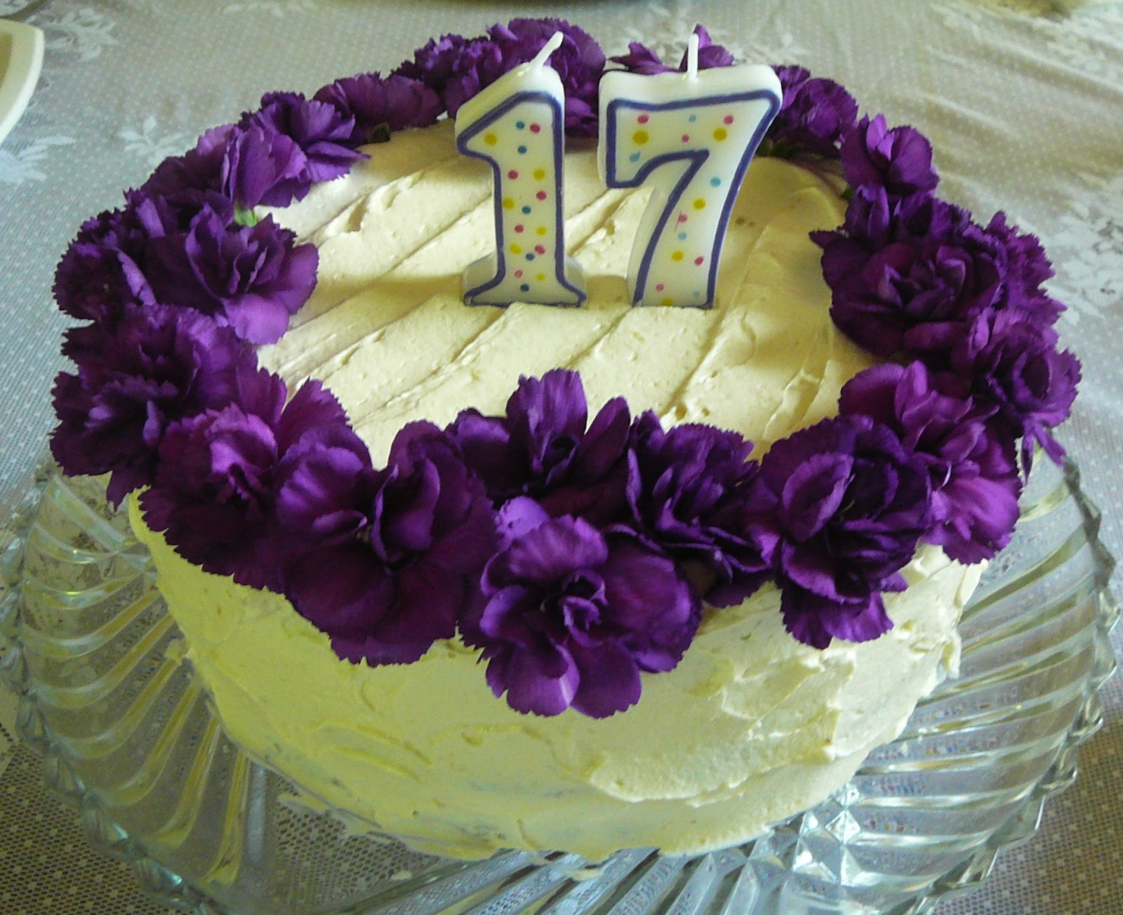 The Hidden Pantry Birthday Cake Bbq Crunchy Chinese Salad