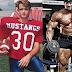 Fisiculturismo e o antes e depois de fisiculturistas famosos