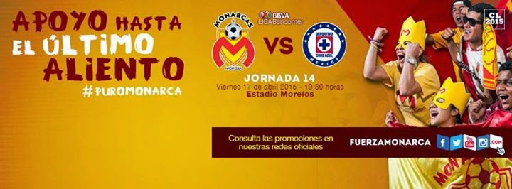 Links Morelia vs Cruz Azul en VIVO