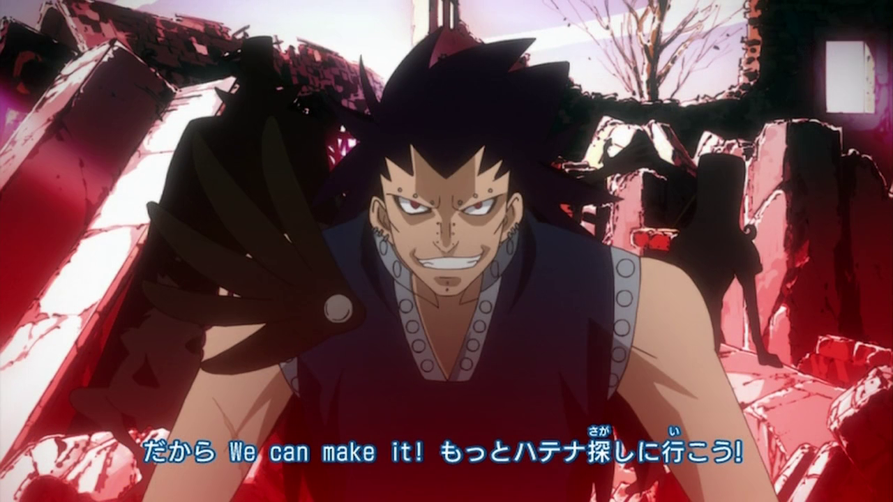 [SYNCH.T] KH 2-1 SFGA (Ganadores: KING HEROES) Fairy+tail+gajeel
