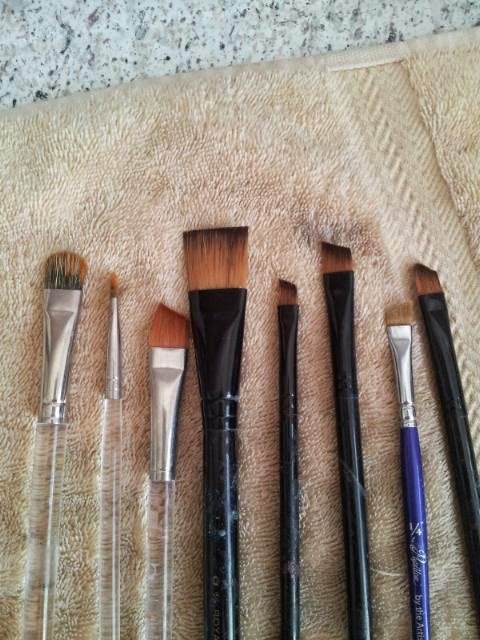 Cleaning your brushes - http://www.sueallemandart.com