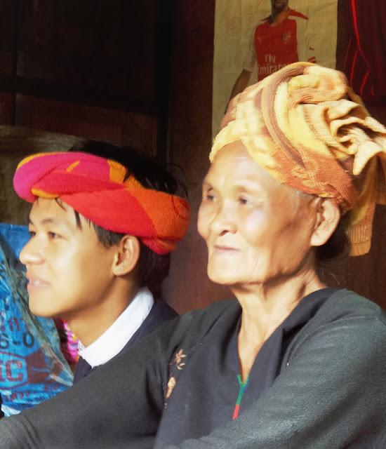 Avventure nel Mondo - Dolce Burma - villaggio Pao