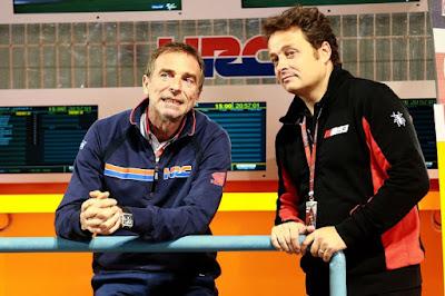 Marquez Sebut Dirinya Pemenang? Suppo: Rossi - Marquez Mengagumkan!