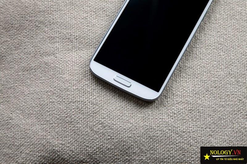 Nút menu trên Samsung galaxy s5 au