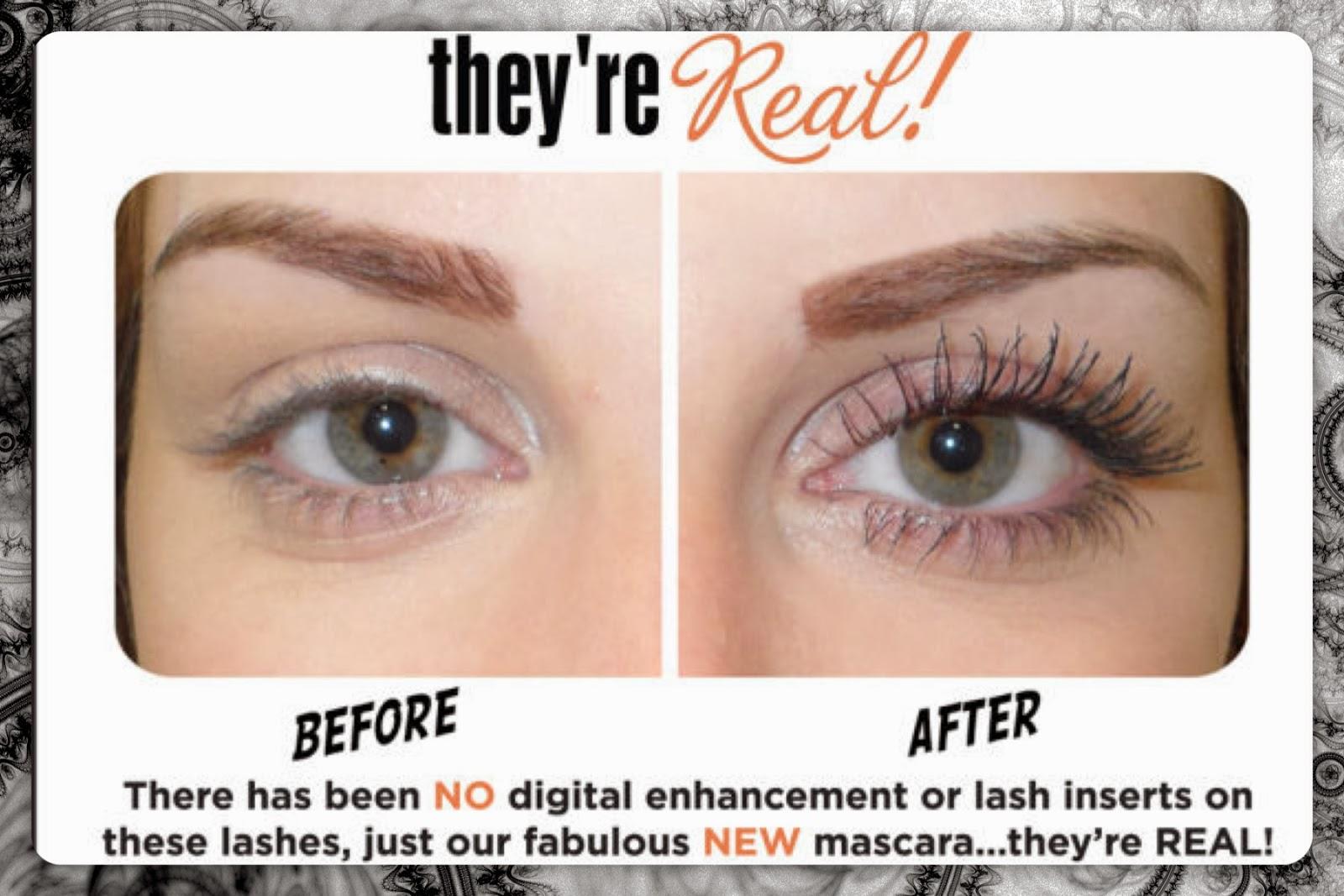 Benefit They Re Real Mascara Dupe Photo Album - Mezza