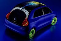 Renault Twin'Z Concept (2013) Rear Side