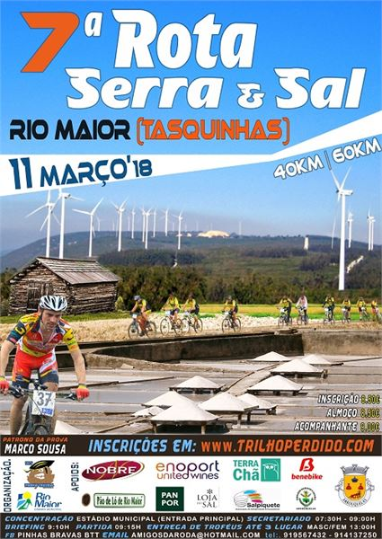 11MAR * RIO MAIOR