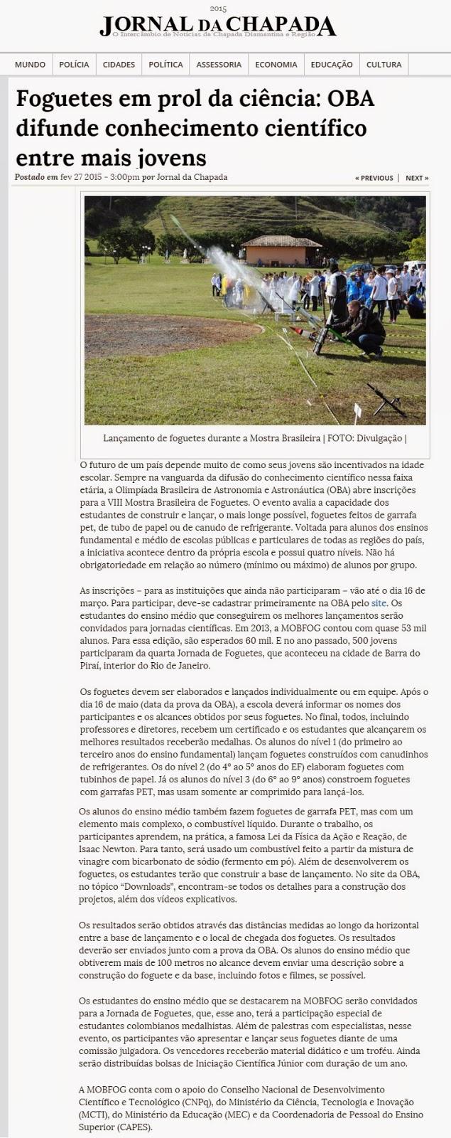 http://jornaldachapada.com.br/2015/02/27/foguetes-em-prol-da-ciencia-oba-difunde-conhecimento-cientifico-entre-mais-jovens/