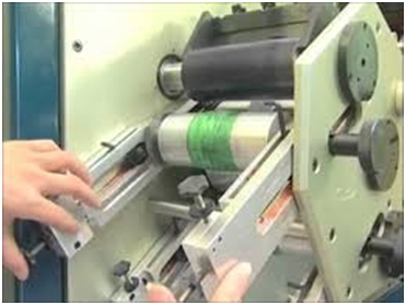 clothing label printing machine