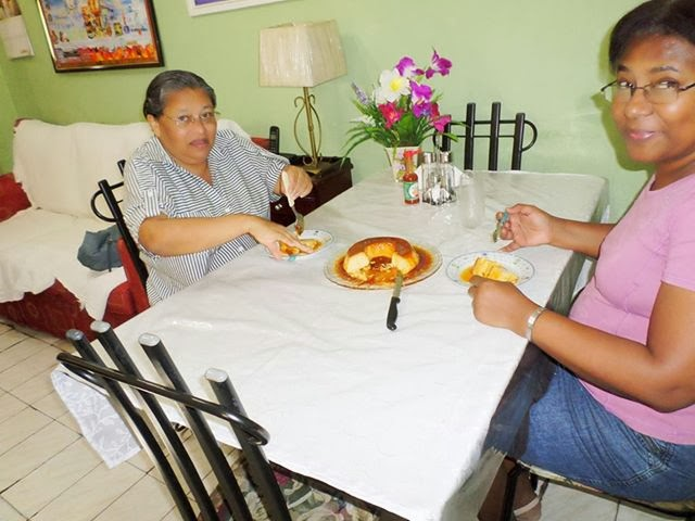 Josina e Eu! Na Sobremesa!