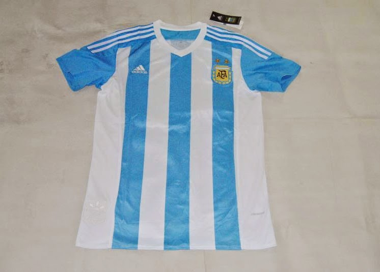 Argentina 15-16 Home Soccer Jersey