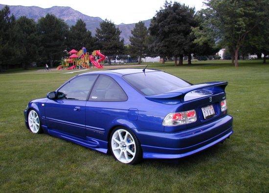 Som Do Honda Civic SI