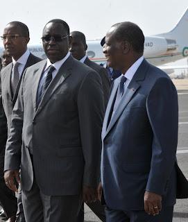 Delegação da CEDEAO em Bissau para reuniões com políticos e militares