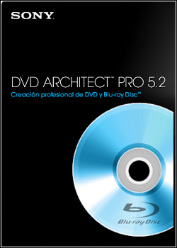 Sony DVD Architect Pro 5.2