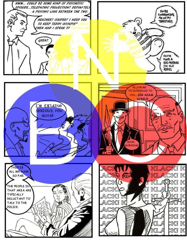 N!B!C! Comics Blog