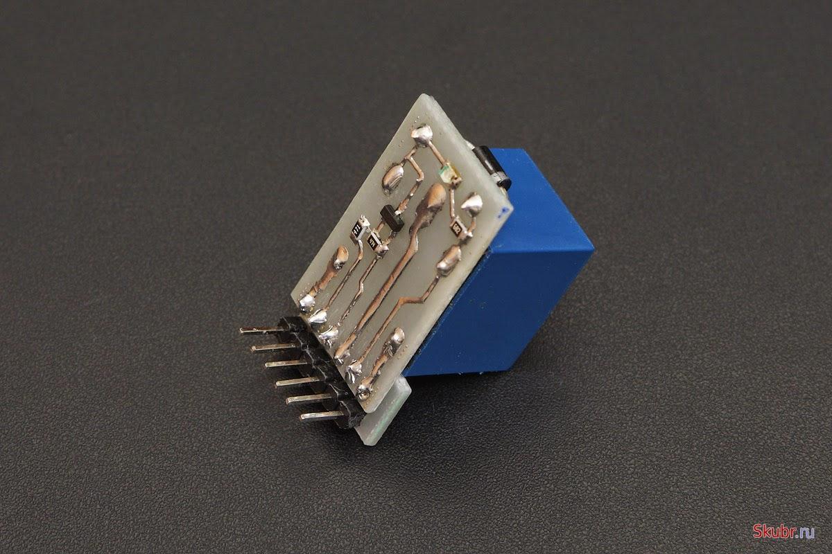 схема транзистор в режиме ключа