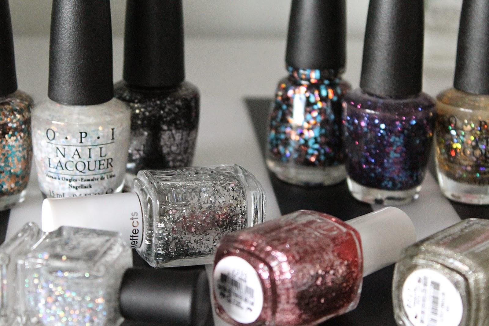 How To Remove Glitter Nail Polish?