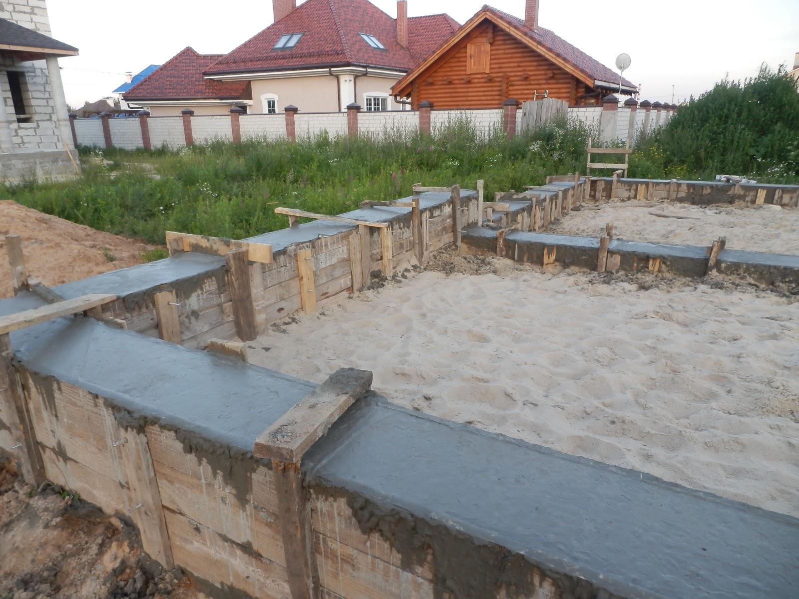 Строительство дома по 50