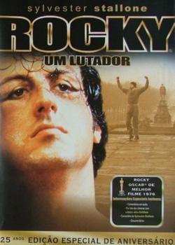 Capa - Rocky, Um Lutador