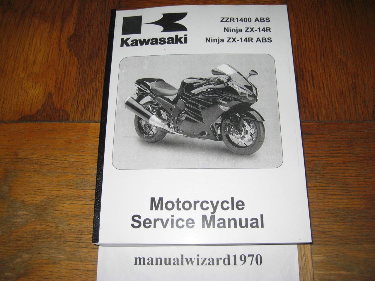 ZX14R OWNERS MANUAL