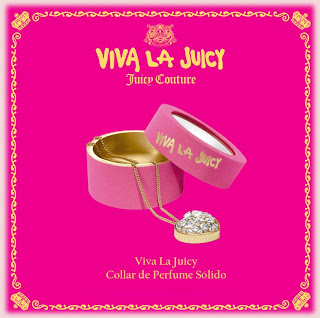 Sorteo 5 colgantes Viva la Juicy en BeautyVictim