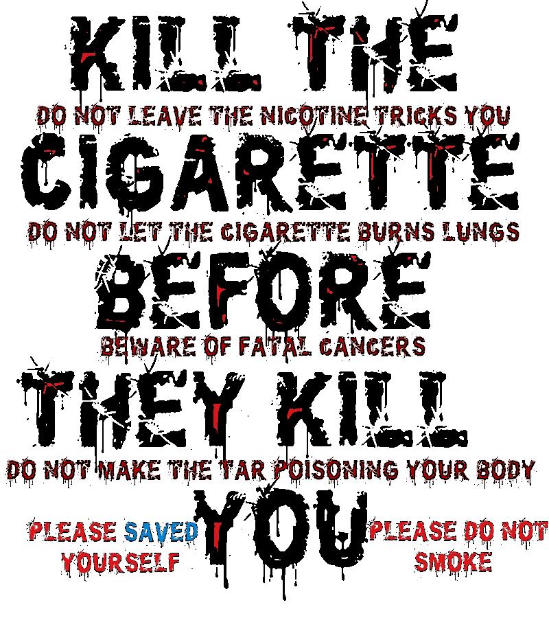 merokok membahayakan kesihatan