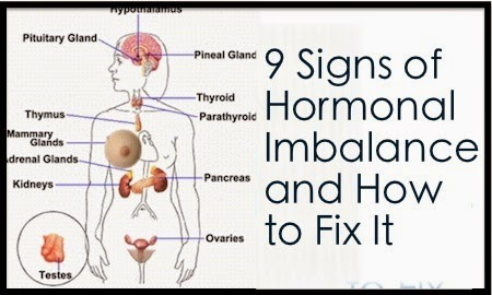 9 Signs of Hormonal Imbalance
